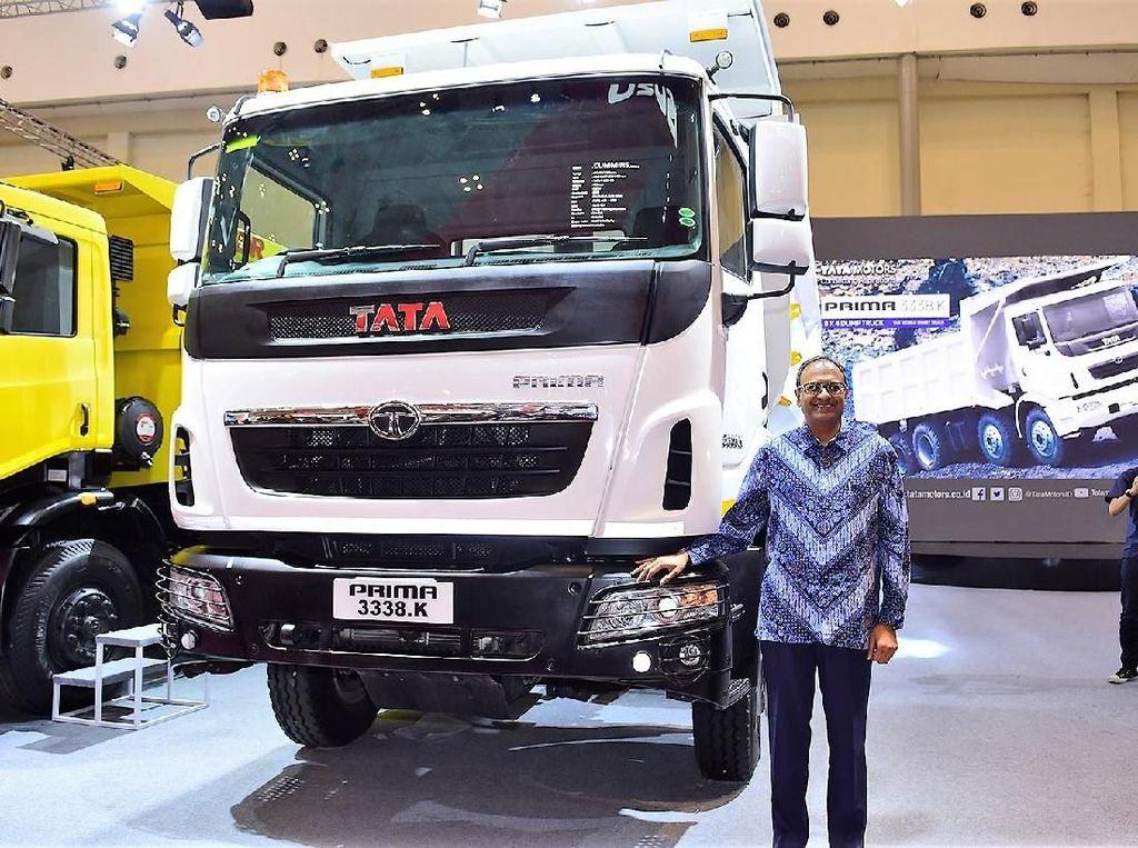 Bagi Tata, Mobil Penumpang Bukan Prioritas