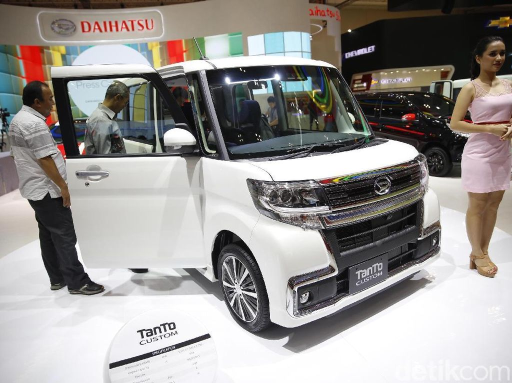 Daihatsu: Mobil Kotak ala Jepang Bukan Selera Indonesia