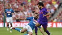 Liverpool di Ujung Tanduk, Tapi Anfield Masih Angker Bagi Napoli
