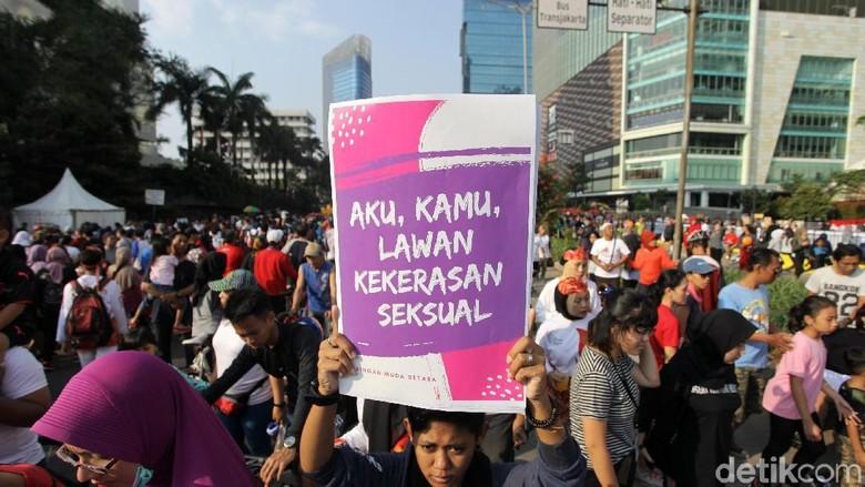 RUU Penghapusan Kekerasan Seksual Pro Zina?