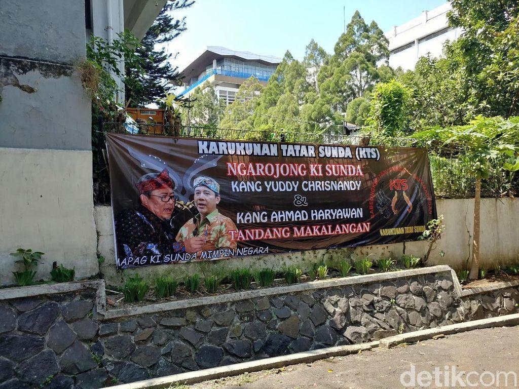 Ki Sunda Sodorkan Aher dan Yuddy Chrisnandi Jadi Cawapres
