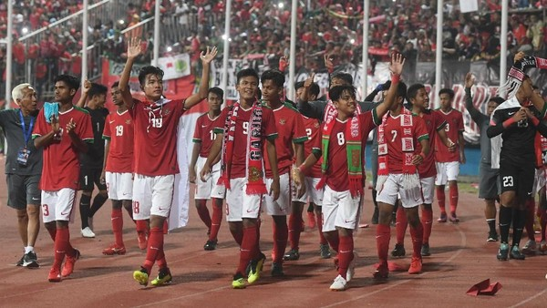 Piala AFF U-16: Head-to-Head Thailand Vs Indonesia