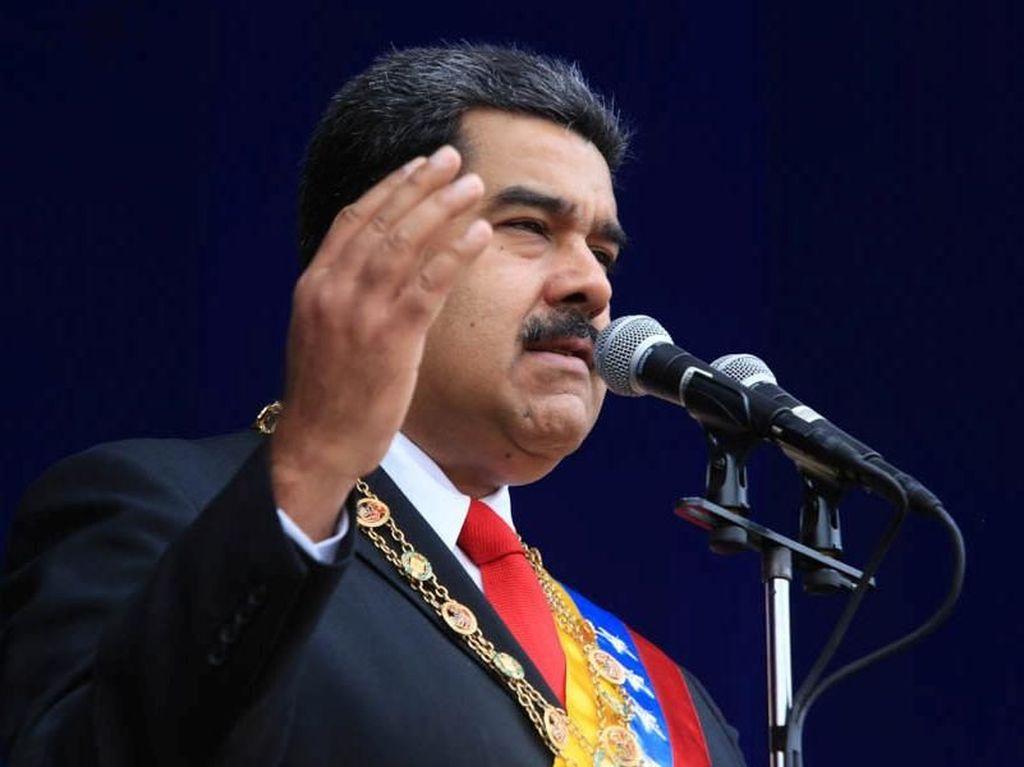 Samakan Presiden Maduro dengan Keledai, Pria Venezuela Ditangkap