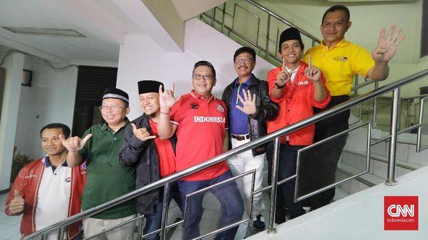 Kubu Jokowi Klaim Pendukung Prabowo Mulai Berpikir Hijrah