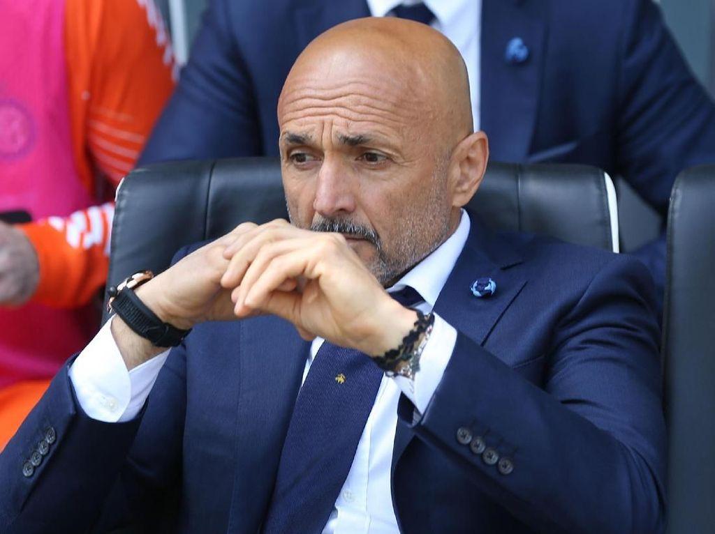 Nasib Spalletti Tidak Ditentukan dari Hasil Lawan Parma
