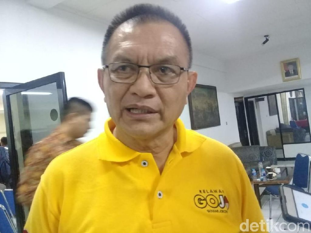 Amien Sebut Ada Jin di Hotel Borobudur, Golkar: Kapan-kapan Coba Main