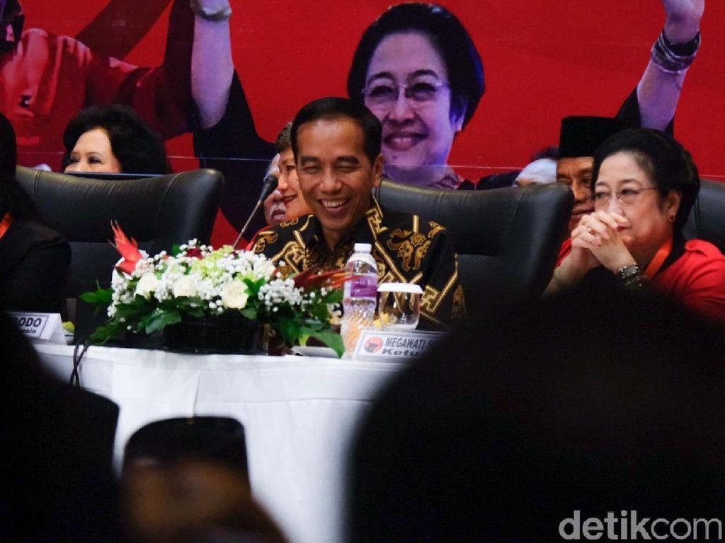 Diusulkan Kiai Pilih Cak Imin Jadi Cawapres, Ini Respons Jokowi