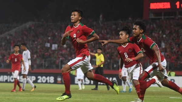 Imbang di Waktu Normal, Indonesia vs Thailand Lanjut Adu Penalti