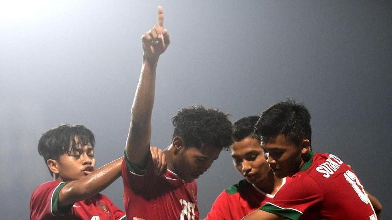 Timnas U-16 Imbang 3-3 Lawan Oman di Laga Uji Coba