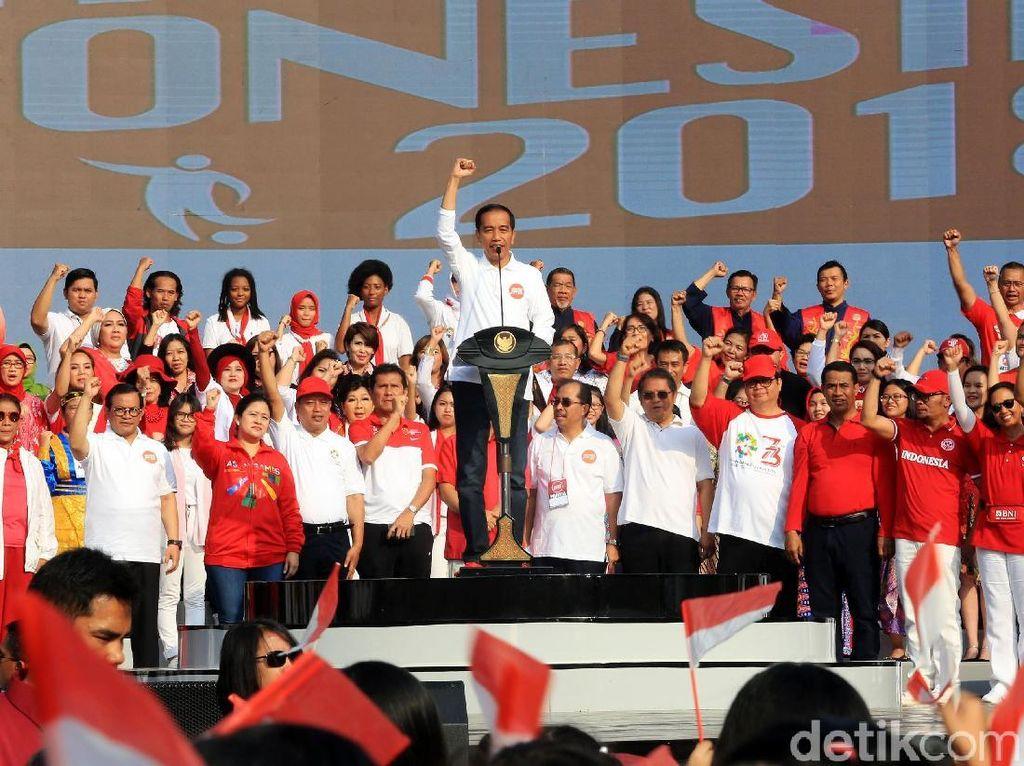 Koalisi Kerja Rapat dengan Jokowi dan Cawapresnya Malam Ini