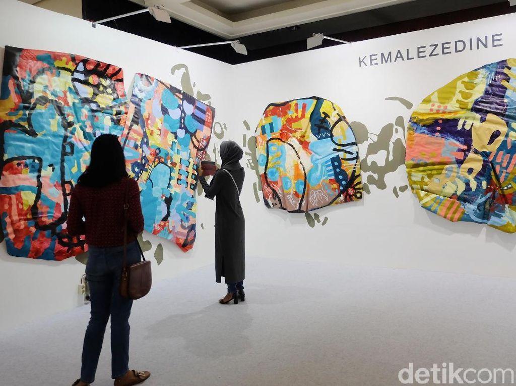 Art Jakarta 2018: Metamorfosis Christine Ay Tjoe hingga 10:10