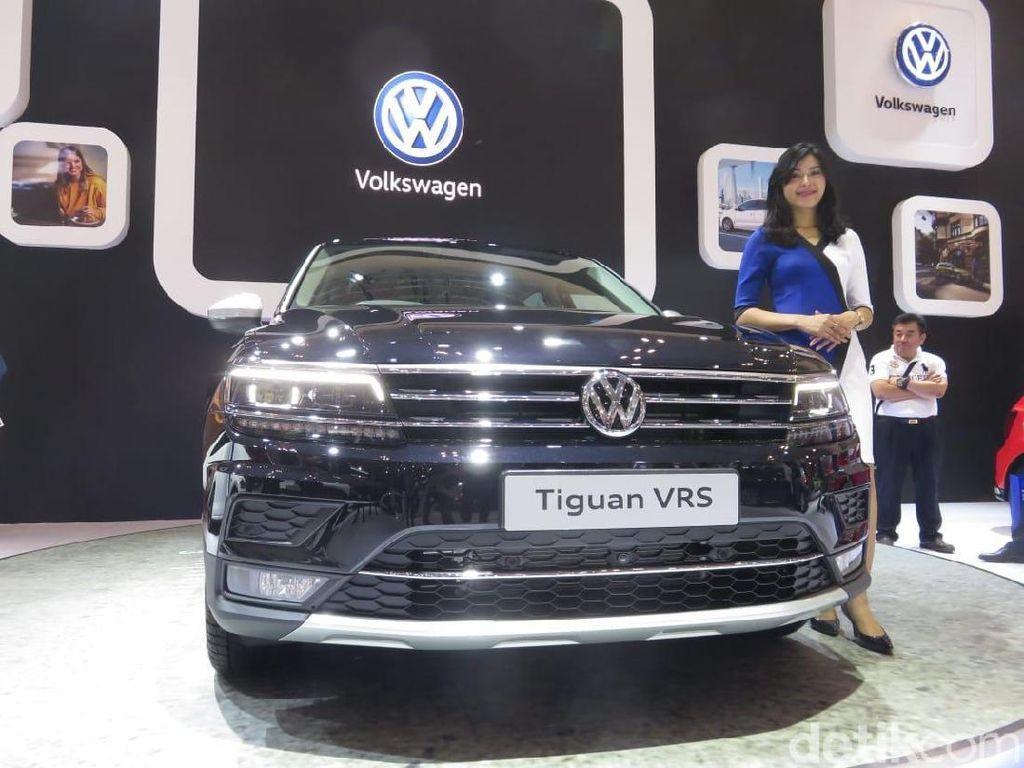 Wajah Mobil Keluarga Baru dari VW, Harga Rp 600 Jutaan