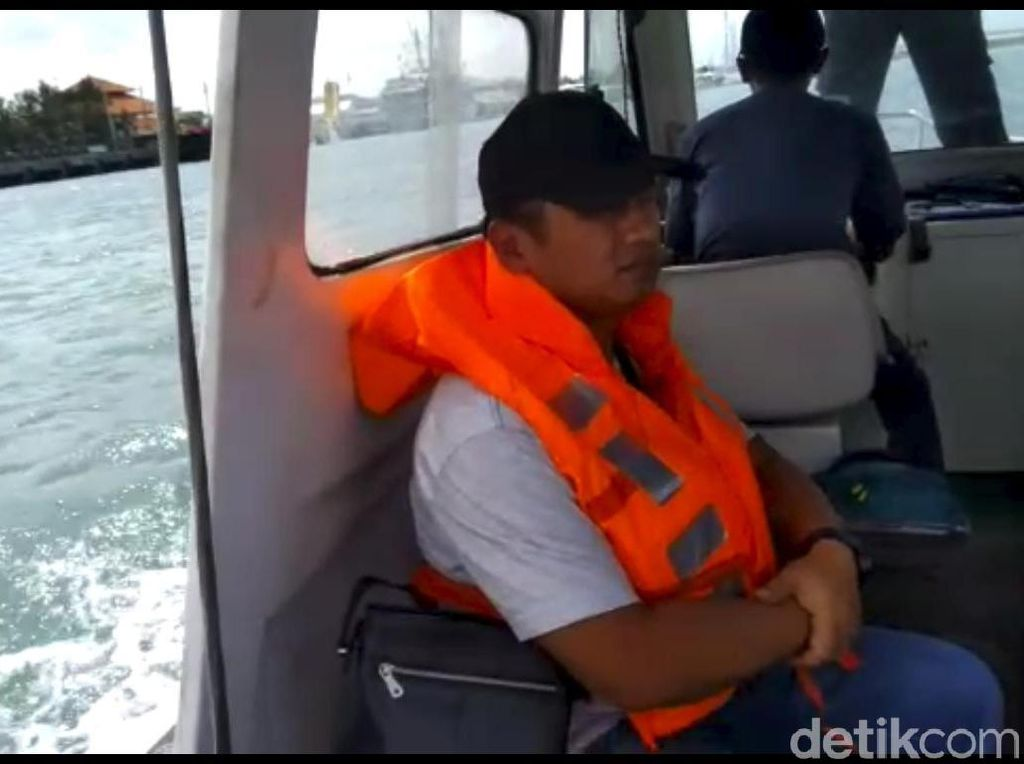 Ini Tampang Deki, Mafia Penyelundup BBM Rp 1,3 Triliun