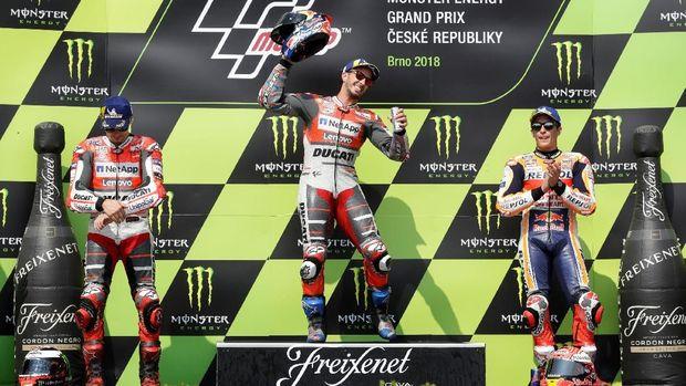 Jadwal Live Streaming MotoGP Ceko 2019