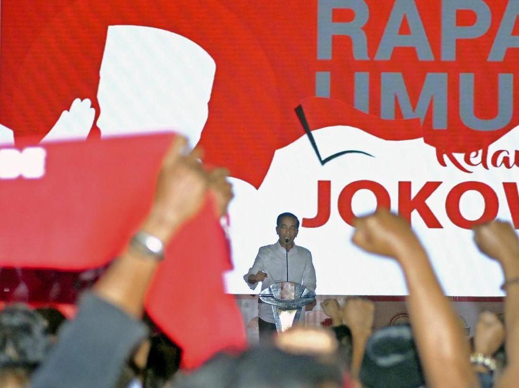 Pro-Kontra Arahan Jokowi ke Relawan