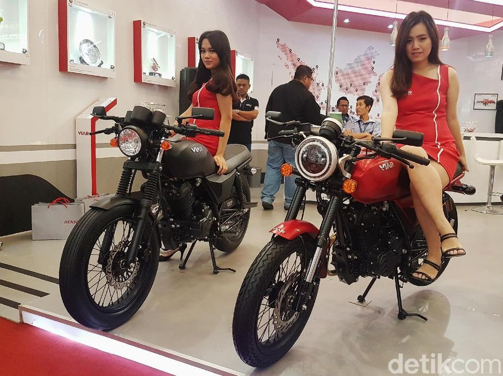 Duo Motor Klasik Viar