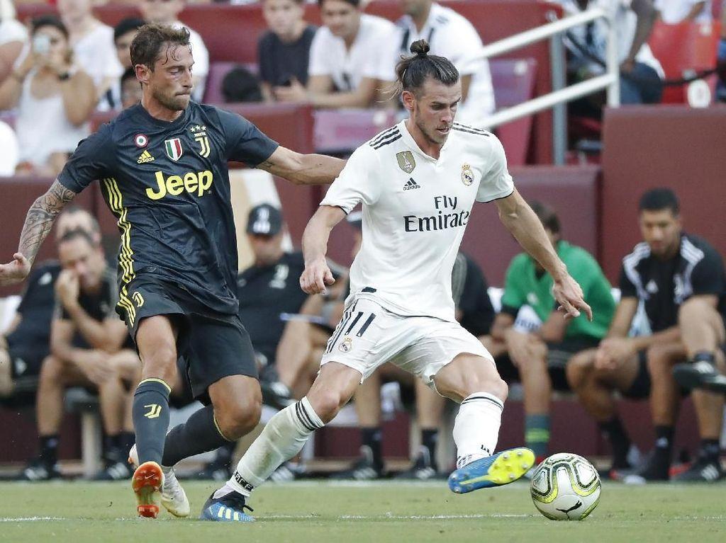 Aksi Bale dan Asensio Antar Madrid Taklukkan Juventus