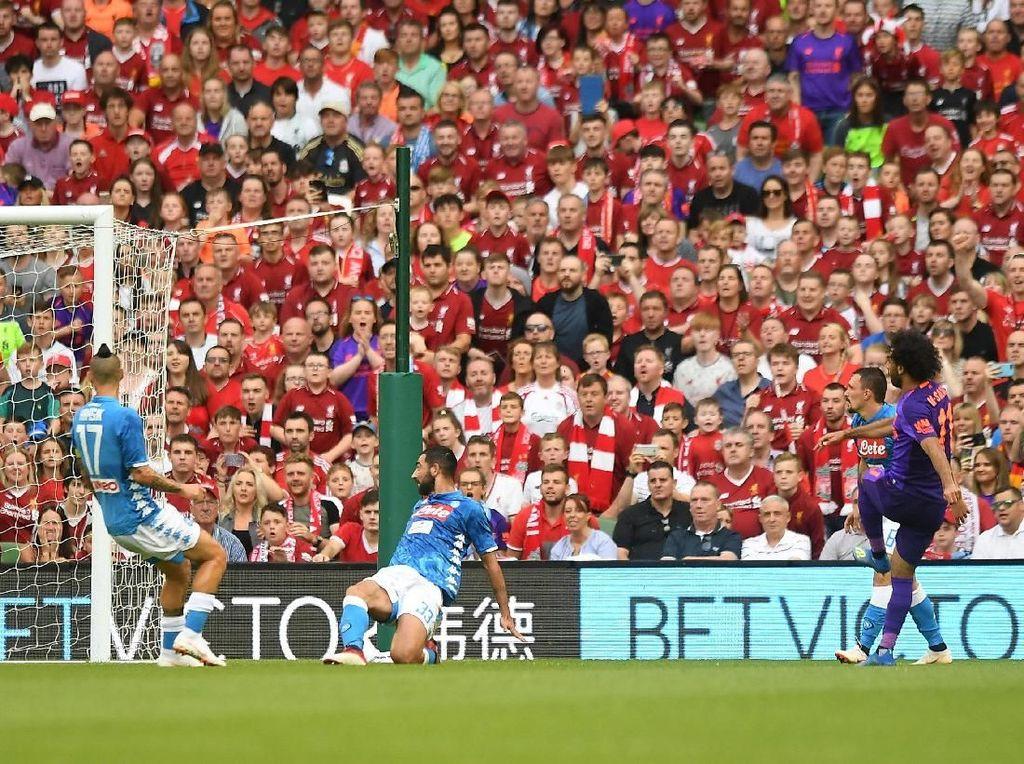 Shaqiri: Liverpool Takkan Menang 5-0 Seperti di Pramusim