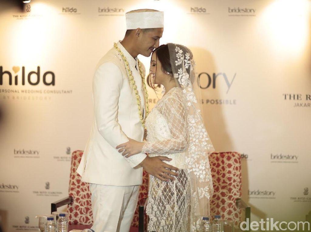 Pernikahan Impian dan Keinginan Tasya untuk Cepat Punya Anak