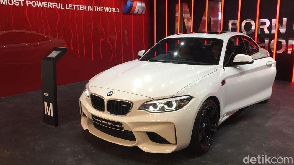 Tampang Anyar Jagoan Drift BMW
