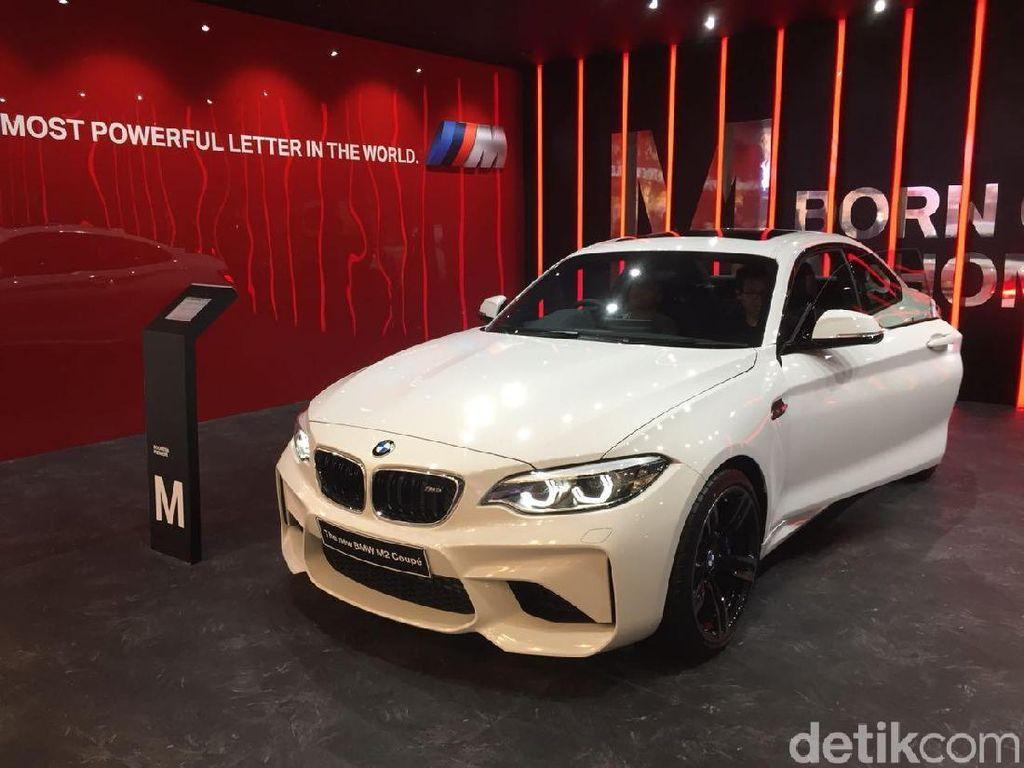 GIIAS 2018: Tampang Anyar Jagoan Ngedrift BMW