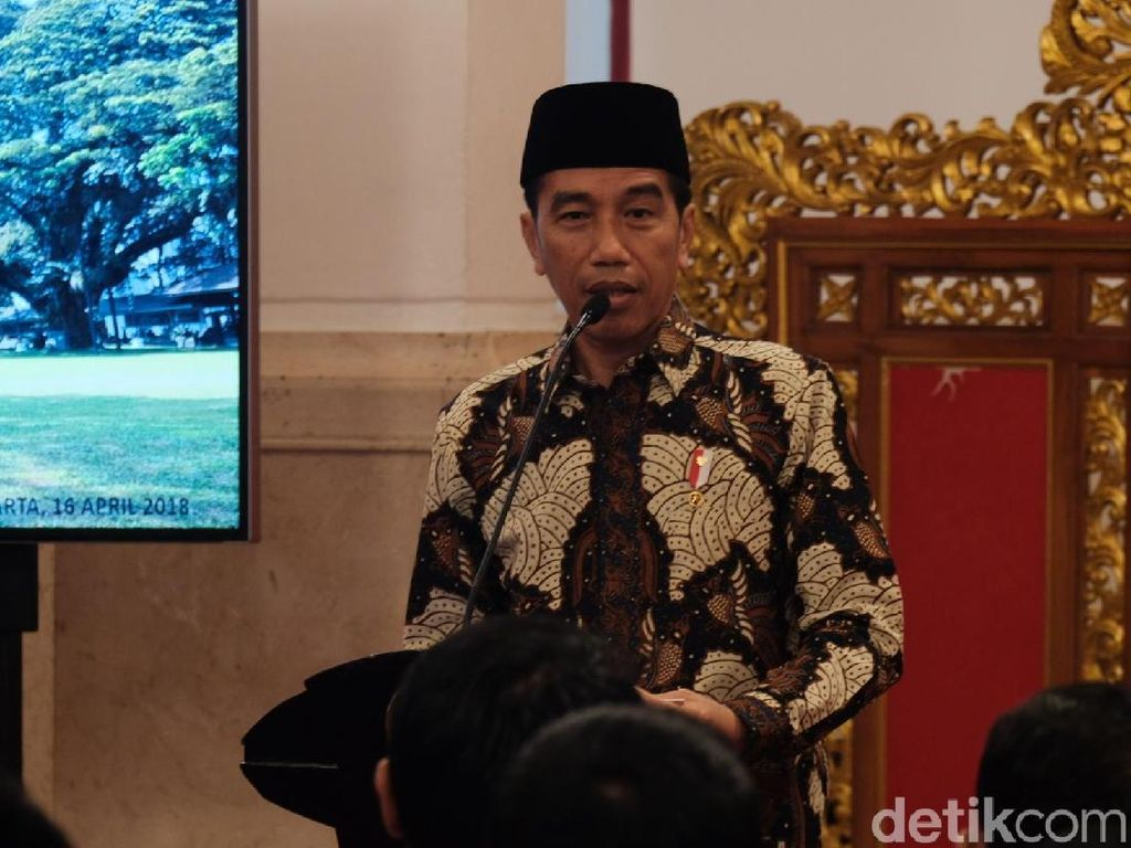 Jokowi: Kita Harus Tegas Jaga NKRI, Teguhkan Bhinneka Tunggal Ika