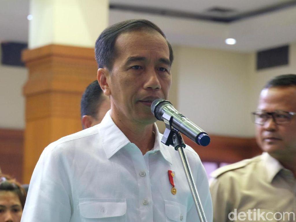 Jokowi Kejar Angka Kemiskinan Jadi 9,5% Tahun Depan