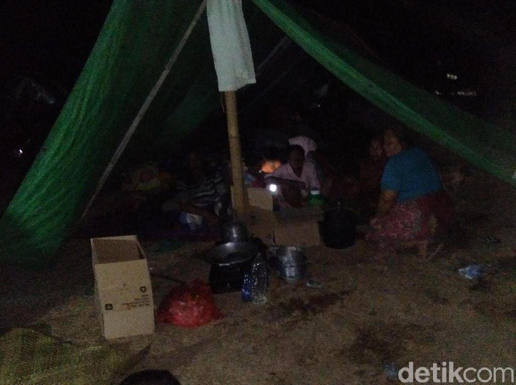 Kisah Mendebarkan Jemaah Haji Video Call Istri Saat Gempa Lombok