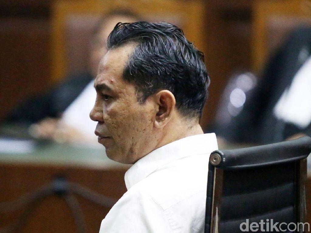 Terbukti Terima Suap, Bupati HST Nonaktif Divonis 6 Tahun Penjara