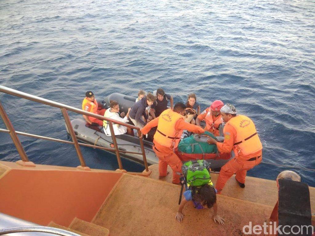 Evakuasi Wisatawan di Gili Trawangan Lanjut Malam Ini