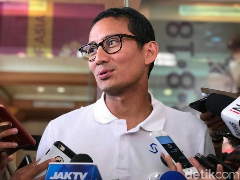 Sandi Siap Bantu Polisi dan KPK Usut Dugaan Korupsi Rehab Sekolah