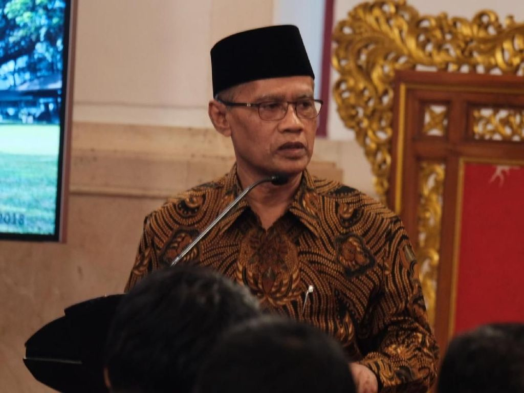 Respons Hasil Ijtimak III, Haedar Nashir Ingatkan Tugas Ulama Satukan Umat