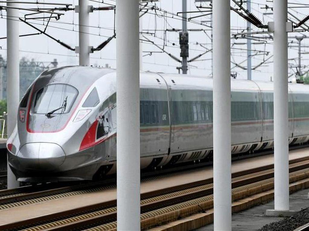 JICA Mulai Cari Konsultan buat Bangun Kereta Kencang JKT-SBY