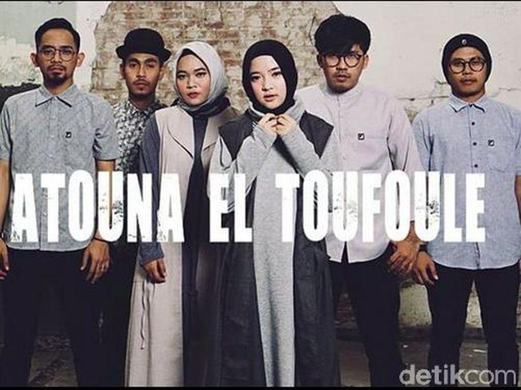 Atouna El Toufoule Milik Grup Gambus Sabyan Trending di Youtube