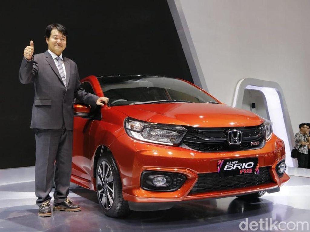 Sudah Diuji Tabrak, Honda Brio Terbaru Dapat 4 Bintang