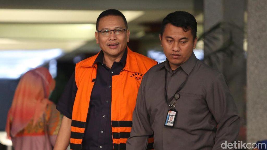 Pemeriksaan Lanjutan Eks Pejabat Kemendagri Dudy Jocom