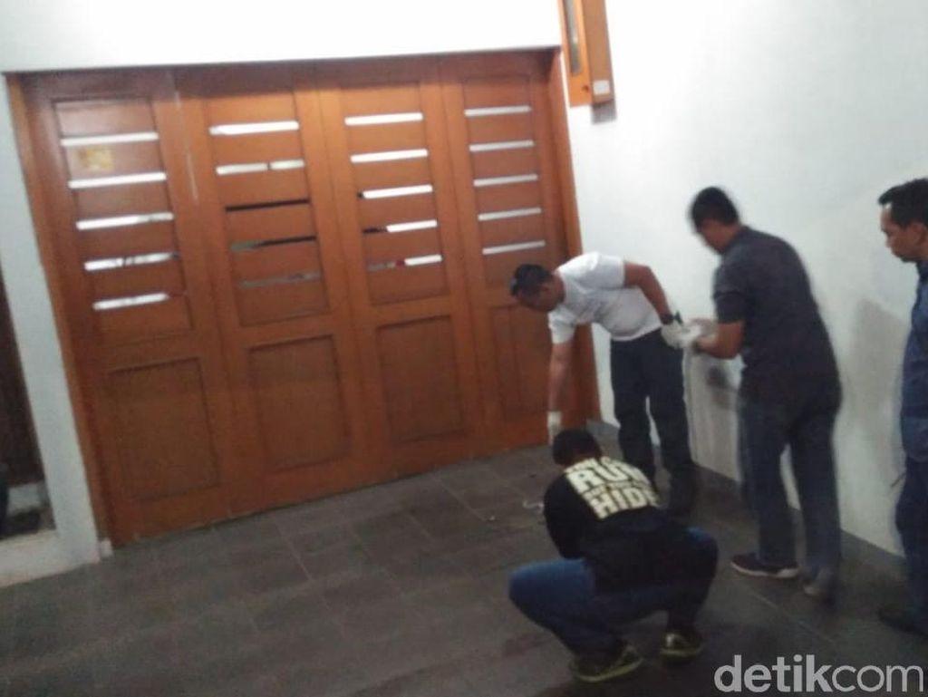 Polisi Dalami Motif Pelemparan Molotov di Rumah Kapitra