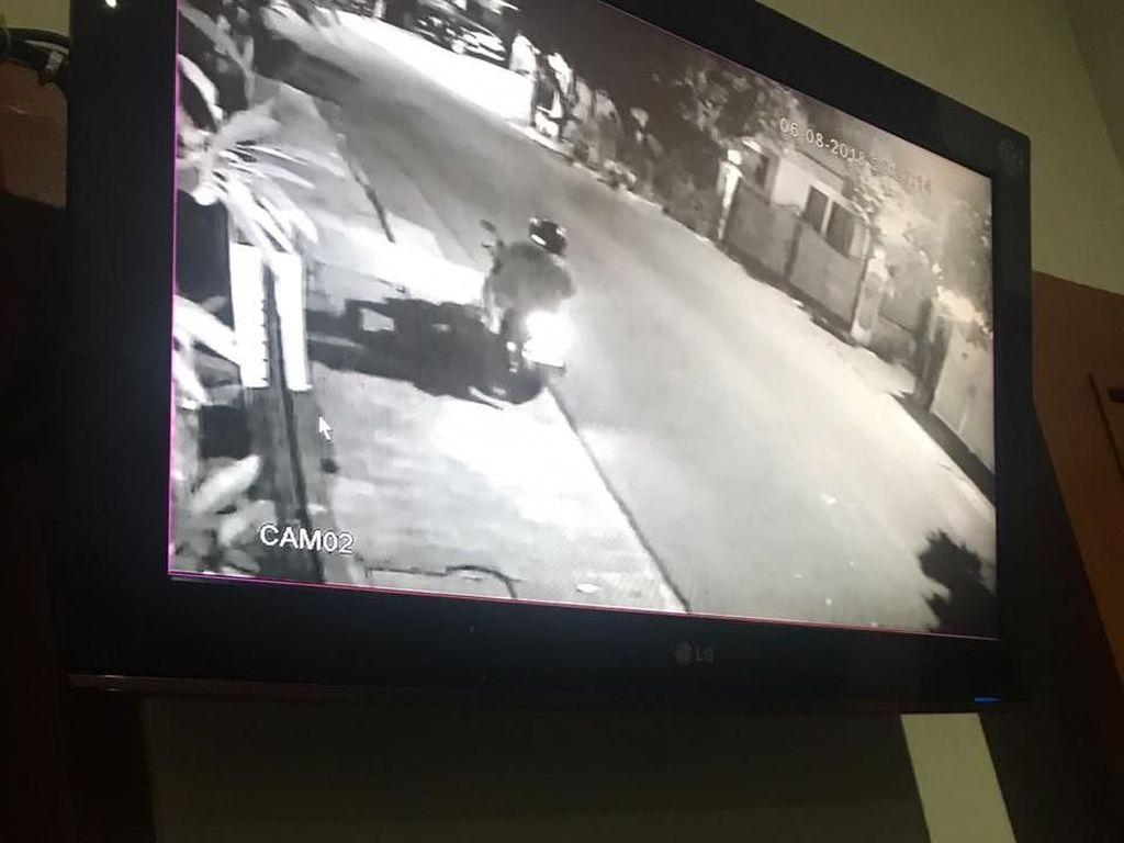 Pelempar Molotov ke Rumah Kapitra Diduga 4 orang