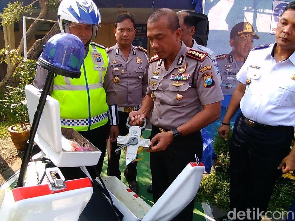 Butuh yang Serba Cepat, Polisi Luncurkan 2 Inovasi Baru