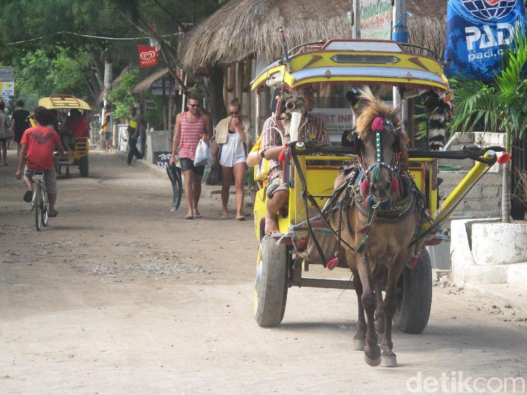 Di Luar DKI Jakarta & Jateng, Ini Objek Wisata yang Ditutup