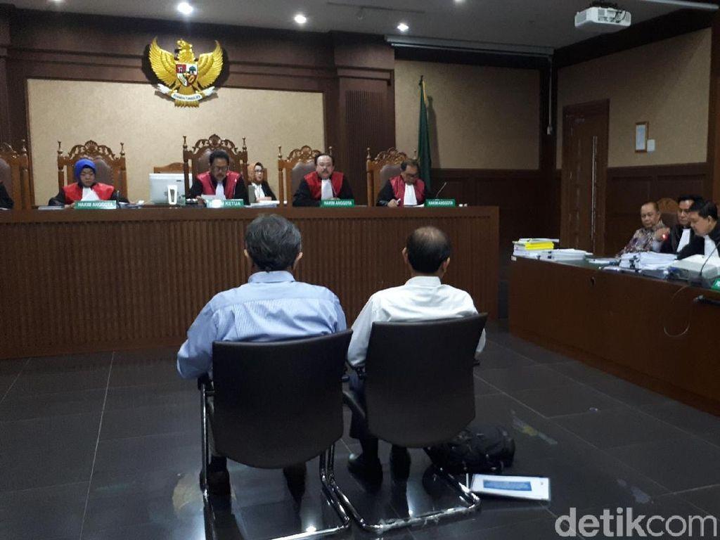 Auditor BPK Jadi Ahli di Sidang BLBI, Yusril Protes