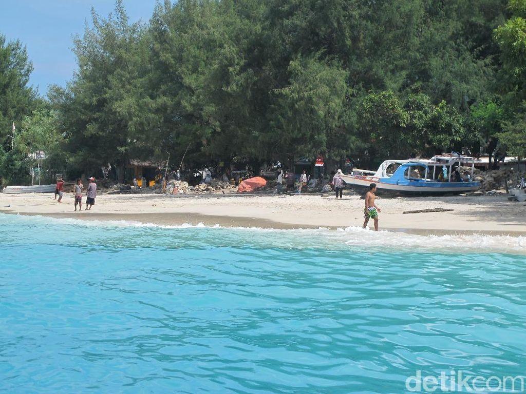 Cegah Corona, Pemprov NTB Tutup Sejumlah Gili di Lombok