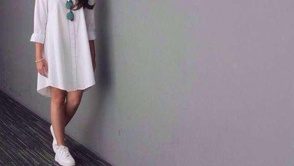 Seperti J-Lo, Raisa sampai Jedar Juga Pakai Kemeja Tanpa Celana