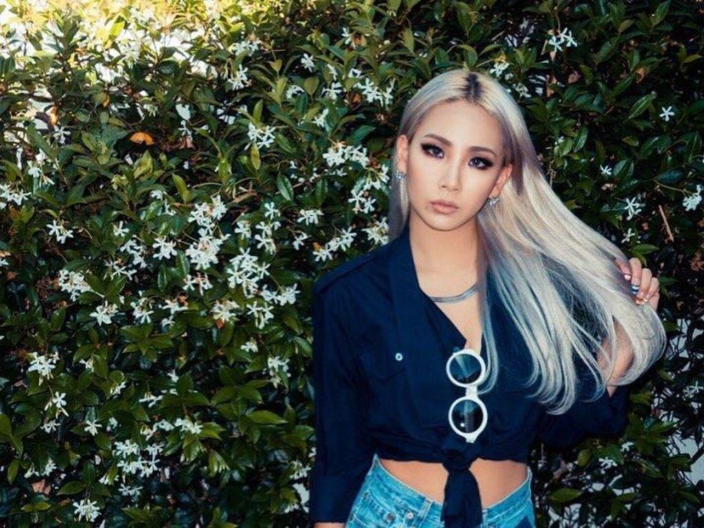 YG Entertainment Bantah CL Tak Perpanjang Kontrak