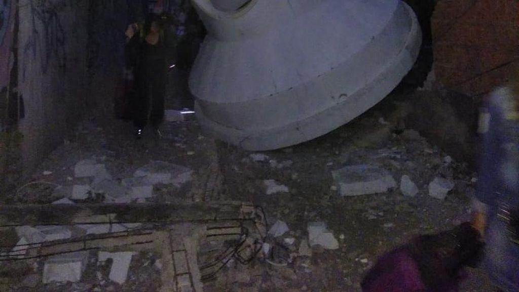 Penampakan Kerusakan Gili Trawangan Akibat Gempa Lombok