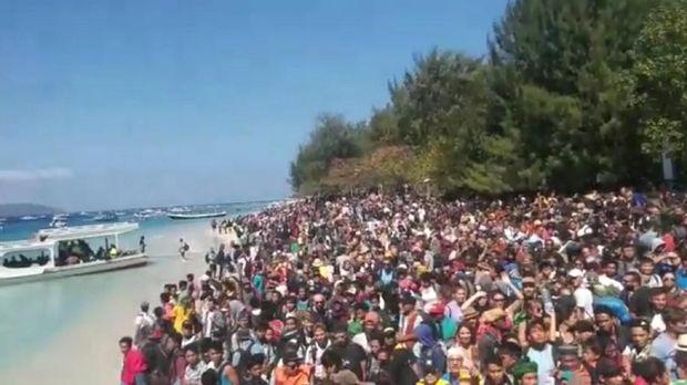 Penyebab Gempa Lombok Akibat Sesar Naik Flores