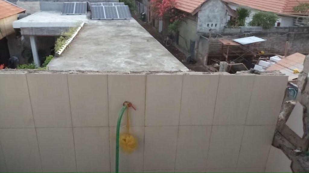 Foto: Gili Trawangan Porak-Poranda Akibat Gempa