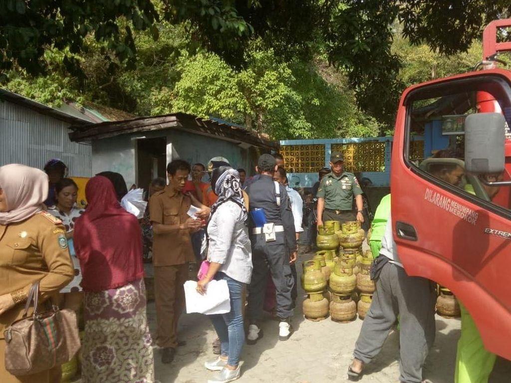 Jelang Idul Adha, Pertamina Operasi Pasar Elpiji 3 Kg di Parepare