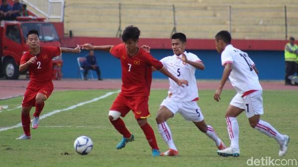 Piala AFF U-16: Myanmar Susul Indonesia ke Semifinal