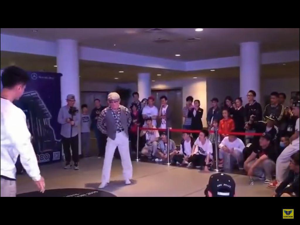 Viral! Aksi Para Kakek Nge-dance, Usia Hanyalah Angka
